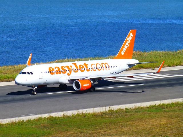 easy jet avion