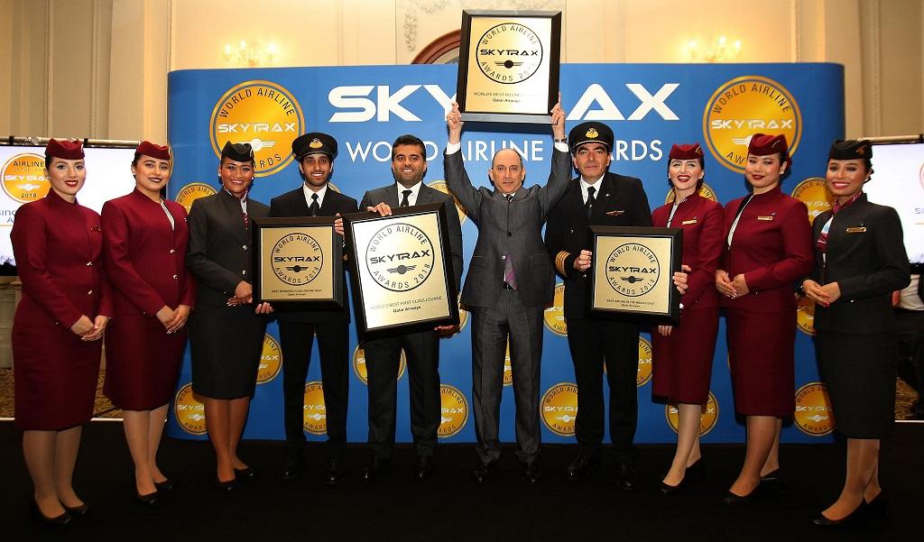 Qatar airways, avion, aviokompanija, letovi, nagrade, novosti