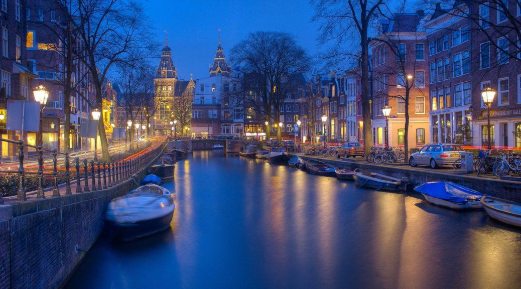holandija, evropa, grad, putovanje, odmor