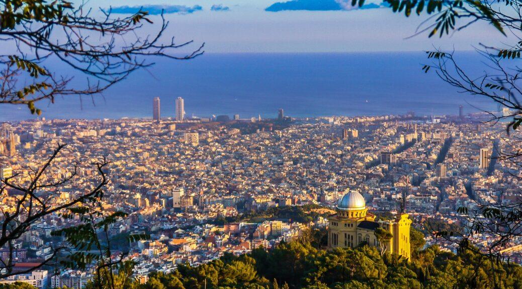 barselona, španija, evropa, barcino, aviokarte, destinacija,