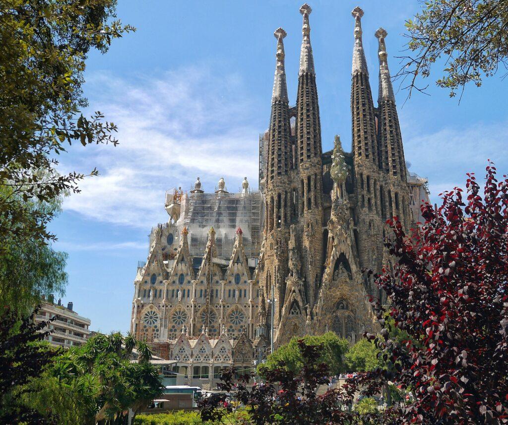 barselona, katedrala