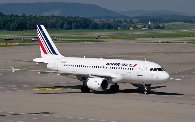air france avio karte