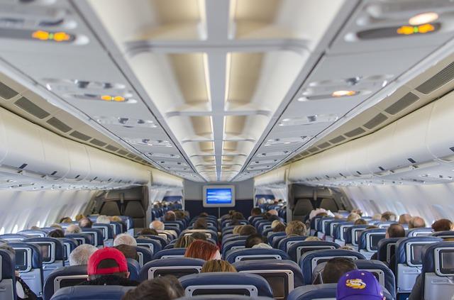 najsigurnije mesto u avionu